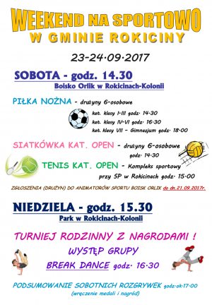 Weekend na Sportowo