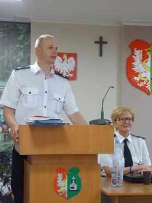 Zjazd  Oddziału Gminnego Ochotniczych Straży Pożarnych w Rokicinach