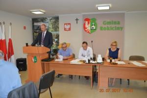 Sesja w dniu 20 lipca 2017 r.