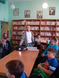 Warsztaty fotograficzne w gminnej bibliotece