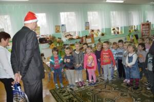 Wójt Gminy z wizytą w Przedszkolach