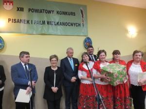 XIII Powiatowy Konkurs Palm i Pisanek Wielkanocnych
