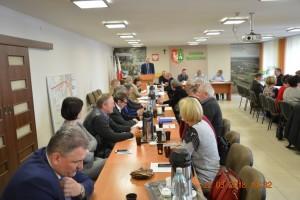 XLIV sesja Rady Gminy Rokiciny w dniu 22 marca 2018 r.