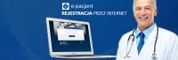 Umów wizytę u lekarza przez internet -  projekt E-PACJENT