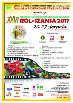 ROL-SZANSA 2017
