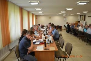 Sesja Rady Gminy Rokiciny w dniu 14 maja 2018 r.