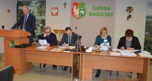 Sesja Rady Gminy Rokiciny w dniu 29 grudnia 2016 r.