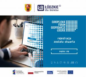 Europejskie Forum Gospodarcze – Łódzkie 2020