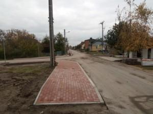 Przebudowa drogi gminnej nr 1062070E w miejscowości Stare Chrusty Etap 1