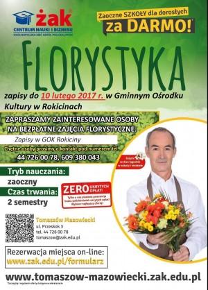 Bezpłatna zajęcia florystyczne