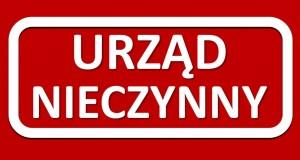 Urząd Nieczynny 02.05.2017