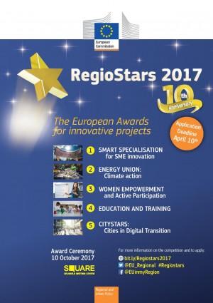 Konkurs RegioStars