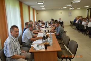 XLIX sesja Rady Gminy Rokiciny w dniu 9 sierpnia 2018 r.