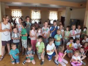 Warsztaty teatralno- kukiełkowe dla dzieci  w GOK