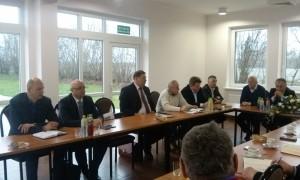 Obrady Zarządu Stowarzyszenia Gmin Regionu Południowo-Zachodniego Mazowsza
