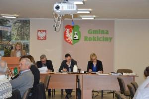 Sesja Rady Gminy Rokiciny w dniu 8 kwietnia 2016 r.